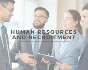 Human Resources and Recruitment