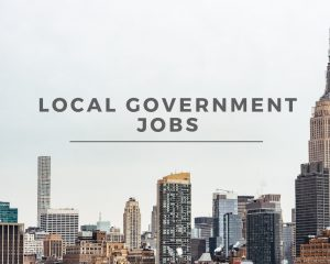 Local Government Jobs