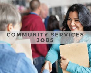 Community Services Jobs
