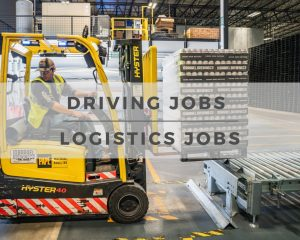Driving and Logistics Jobs