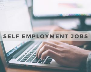 Self Employment Jobs