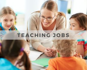 Teaching and Training Jobs